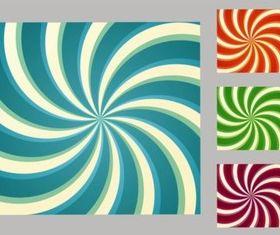 Burst Backgrounds vector