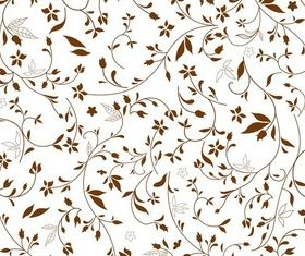 Flowers Background art vector decor