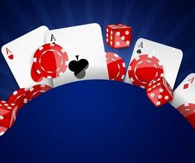 Casino Backgrounds 10 vector