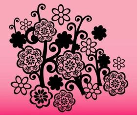 Flowers Graphics vector