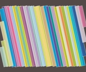 Colorful Lines background vectors graphic