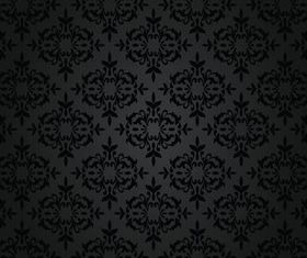 Stylish Damask Patterns 11 vectors graphic