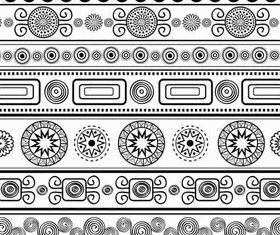 Stylish Ornamental Borders 20 vectors