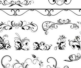 Vintage Style Elements 3 vector