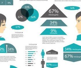 Infographics Elements 31 vector