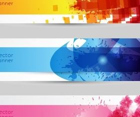 Banner free vector graphics