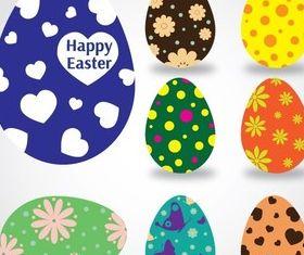 Easter Egg Pack vector