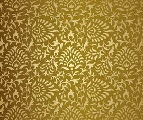 Stylish Damask Patterns 10 vector