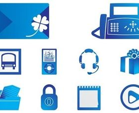 Icons Graphics graphic vectors