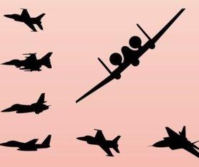War Planes Illustration vector