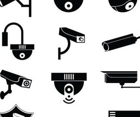 Security Symbols vector