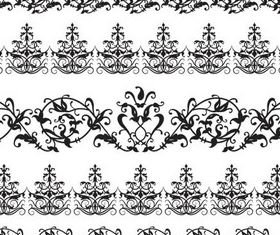 Stylish Ornamental Borders 17 vectors