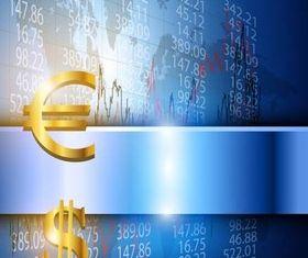 Money Backgrounds Business vector