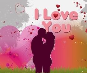 Couple In Love vectors