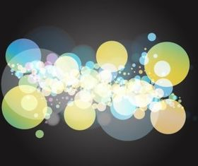 Bubbles Illustration vector background