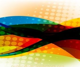 Abstract Background creative vector