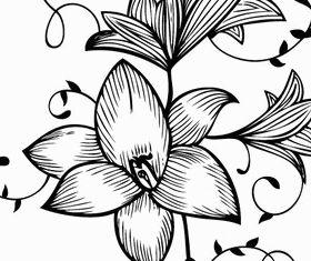 Flower Graphic creative vector