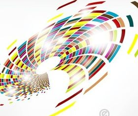 Abstract Colorful Background vector graphics