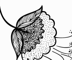 Flower Clip Art vectors graphic