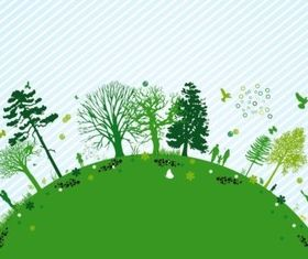 Nature Design vector