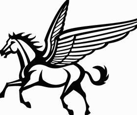 Free Pegasus Image vector