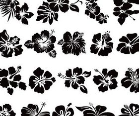 Floral Elements (Set 18) vector