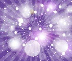 Starry Purple Background design vectors