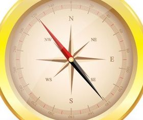 Compass Free vector