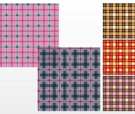 Checkered Patterns shiny vector