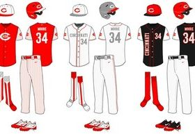 Baseball Uniform Template Free vector