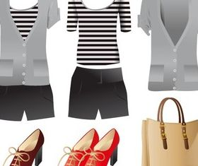 Autumn Fashion Free vectors