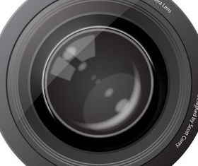 Free CamerLens Image vector material