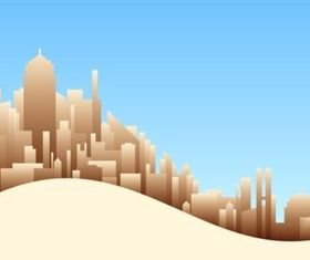 Big City vector graphics