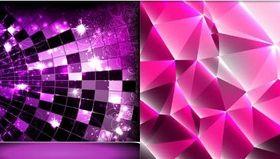 Purple Backgrounds art vectors graphic