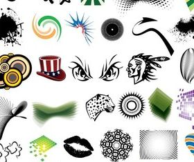 Collection Volume Free 1 vector