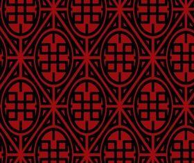 Wallpaper Pattern and Brush vectors material
