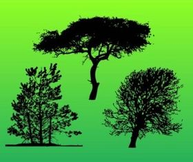 Trees Trace vector