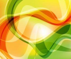 Seventies Style Background vectors graphics