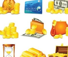 Money Design Elements art vector