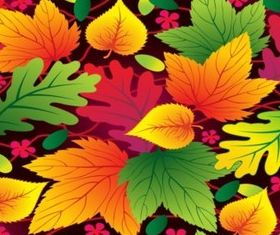 Autumn Background creative vector