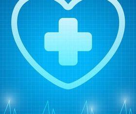 Medical Backgrounds 6 Illustration vector