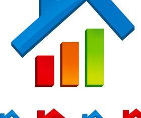 Color Estate Logo vector