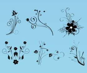 Beautiful Flowers Images vector