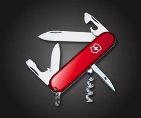 Swiss Knife vector