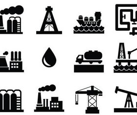 Energetics Icons vector