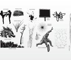 Free Drawings vector graphics