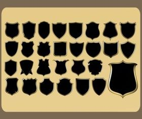 Badges Pack set vector