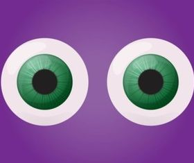 Eyes creative vector