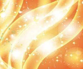 Golden Sparkle Background vector graphics