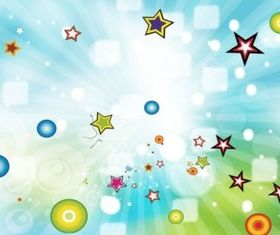 Colorful Shapes vector graphics